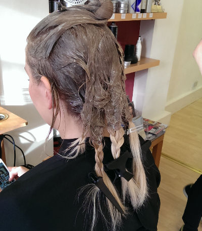 Ombre Hair Colour - Ombre hair colour