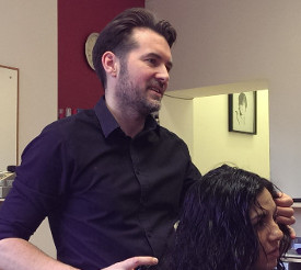Newcastle Salon Stylist Martin